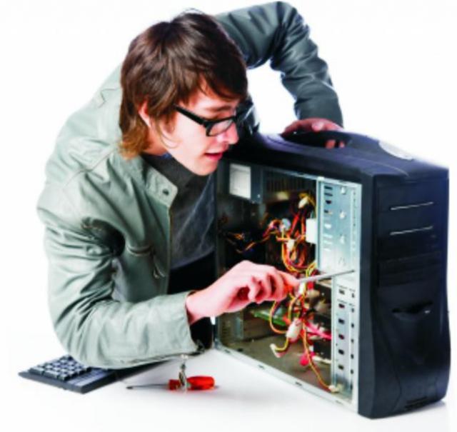 Ремонт и настройка компьютеров своими руками